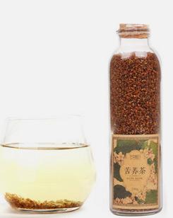 凉山茶胚芽荞麦茶